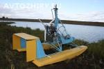 """Авиаклуб """"Стриж"""",1-местный гидроавтожир, 2012"""